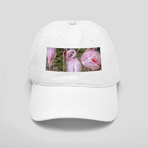 Pink Flamingos Cap