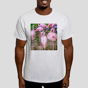 Pink Flamingos Light T-Shirt