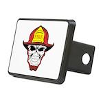 Skull Fireman Hitch Cover