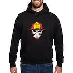 Skull Fireman Hoodie