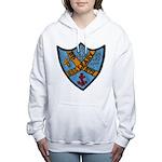 USS LEARY Women's Hooded Sweatshirt