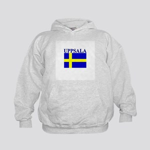 Uppsala, Sweden Kids Hoodie
