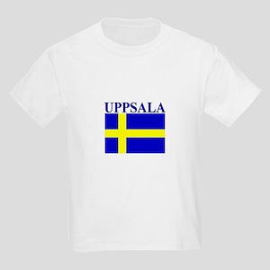 Uppsala, Sweden Kids Light T-Shirt