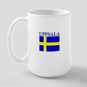 Uppsala, Sweden Large Mug