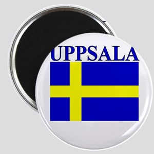 Uppsala, Sweden Magnet