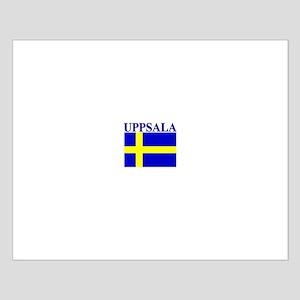 Uppsala, Sweden Small Poster