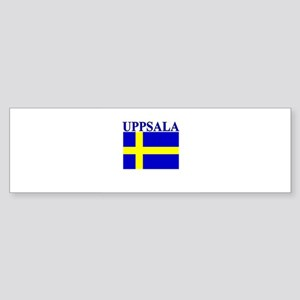 Uppsala, Sweden Bumper Sticker