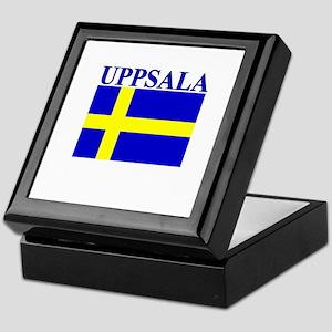 Uppsala, Sweden Keepsake Box