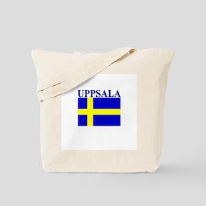 Uppsala, Sweden Tote Bag