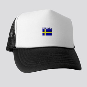 Uppsala, Sweden Trucker Hat