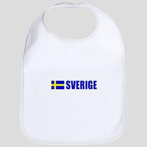 Sverige Flag Bib