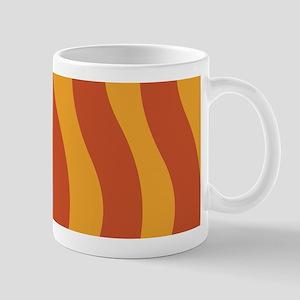 Southwestern Wavy Stripes Mugs