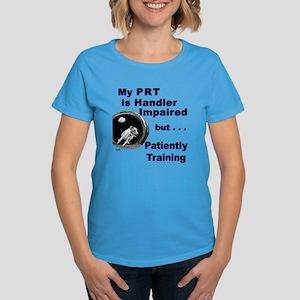 Parson Russell Terrier Agilit Women's Dark T-Shirt