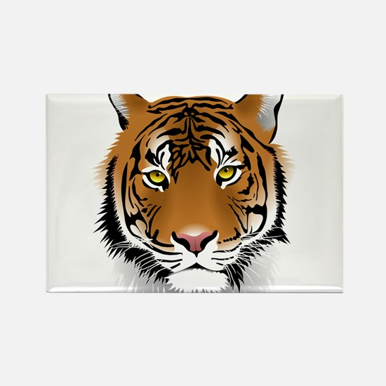 Wonderful Tiger Magnets