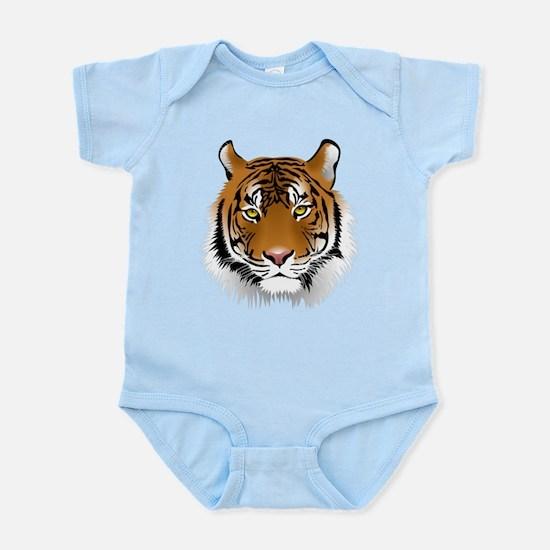 Wonderful Tiger Body Suit
