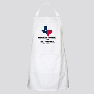 DAVY CROCKETT Apron