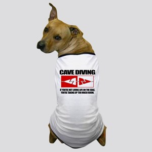 Cave Diving (LOTE) Dog T-Shirt