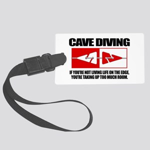 Cave Diving (LOTE) Luggage Tag
