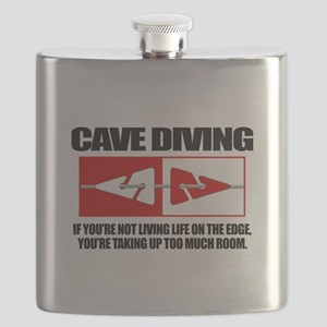 Cave Diving (LOTE) Flask