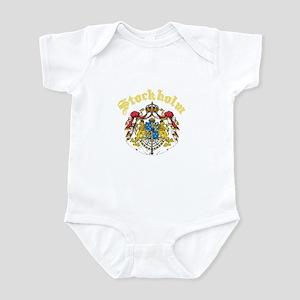 Stockholm, Sweden Infant Bodysuit
