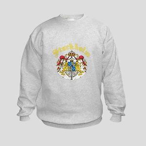 Stockholm, Sweden Kids Sweatshirt
