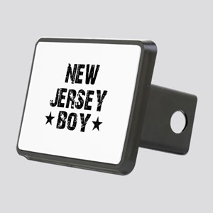 New Jersey Boy Rectangular Hitch Cover