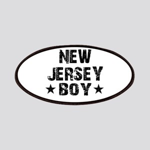New Jersey Boy Patches
