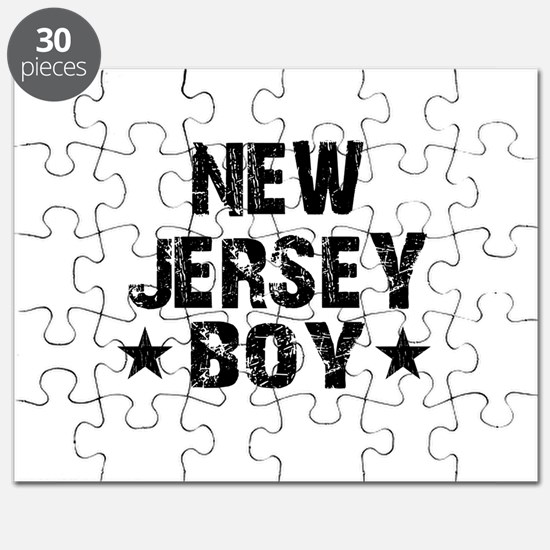 New Jersey Boy Puzzle