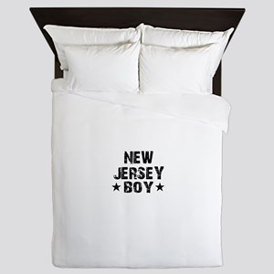 New Jersey Boy Queen Duvet