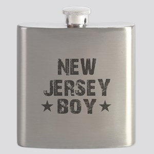 New Jersey Boy Flask