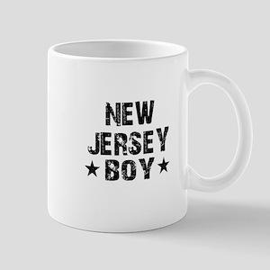 New Jersey Boy Mugs