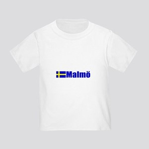 Malmo, Sweden Toddler T-Shirt