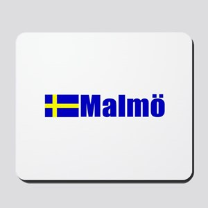 Malmo, Sweden Mousepad