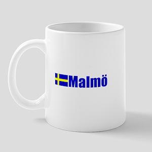 Malmo, Sweden Mug