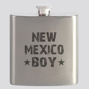 New Mexico Boy Flask