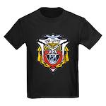 USS LEYTE Kids Dark T-Shirt