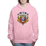 USS LEYTE Women's Hooded Sweatshirt
