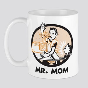 Mr. Mom gifts for dad Mug