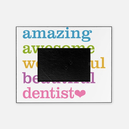 Cute Dentistry Picture Frame