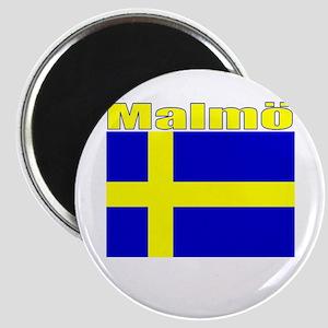 Malmo, Sweden Magnet