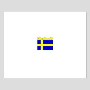 Malmo, Sweden Small Poster