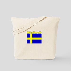 Malmo, Sweden Tote Bag