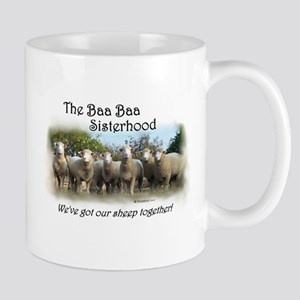 Mug ~Baa Baa Sisterhood Group