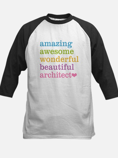 Amazing Architect Baseball Jersey