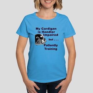 Cardigan Agility Women's Dark T-Shirt
