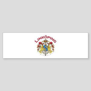 Linkoping, Sweden Bumper Sticker