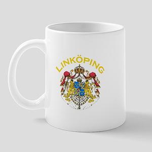 Linkoping, Sweden Mug