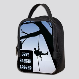 HANGING AROUND Neoprene Lunch Bag