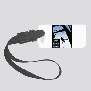 HANGING AROUND Luggage Tag