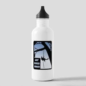 HANGING AROUND Water Bottle